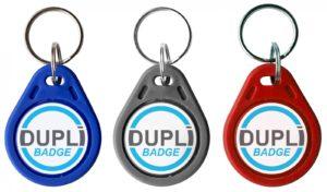 duplication de badges avec logo